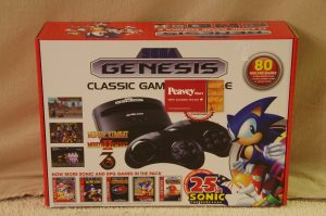 Sega Genesis Classic Game Console with 80 Games