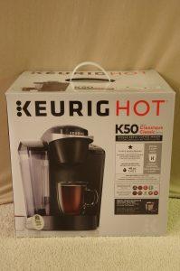Keurig Hot K50
