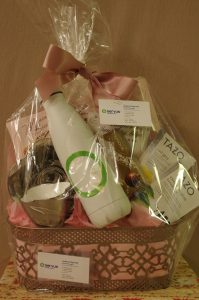 Tea & Chocolate Gift Basket