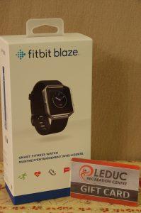Fitbit Blaze & 3 Month LRC Pass