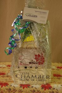 The Chamber House of Cards (Various Gift Cards)