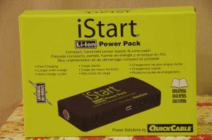 iStart Li-Ion Power Pack
