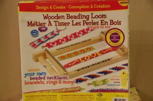 Wooden Beading Loom