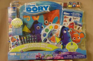 Finding Dory Activity Pack