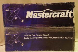 Mastercraft Folding Stand