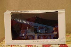 Sarens Toy Crane