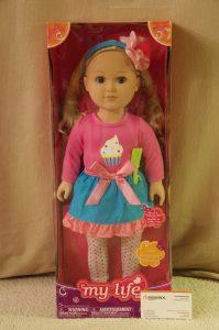 My Life As a Baker Doll