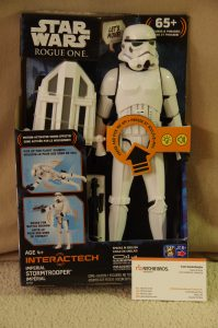 Star Wars Rogue One Imperial Stormtrooper Action Figure