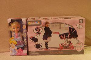 Doll & Stroller