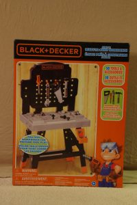 Black & Decker Junior Workbench