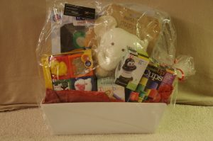 Educational Toy Gift Basket