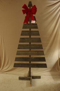 Barnwood Christmas Tree