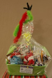 Dog & Cat Goodie Gift Basket