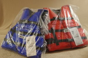 Life Jackets Pack of 4 (Adult Size Large)