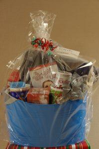 Winter Comfort Gift Basket