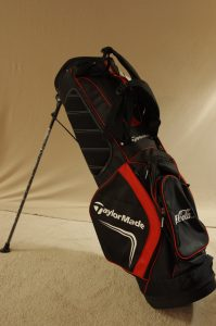 Taylormade Coca-Cola Golf Bag
