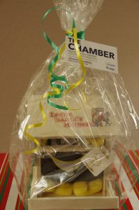 Gift Certificate Basket (Tim Horton's, Starbucks, and Leduc Car Wash)