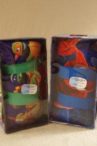 TMNT & Spider-Man Pillows
