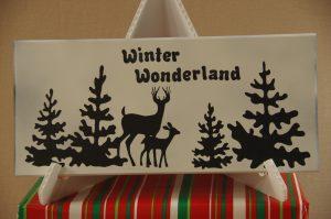 Winter Wonderland Wall Art