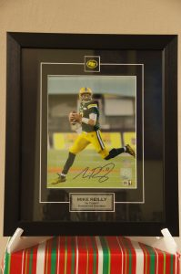 Mike Reilly Signed Print (In Flight)