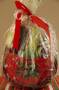 Lady's Gift Basket