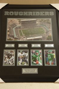 Saskatchewan Roughriders Mosaic Stadium at Taylor Field Print