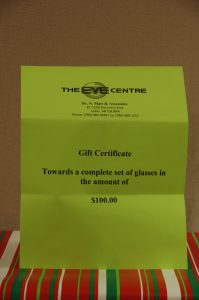 $100 Towards a complete set of glasses