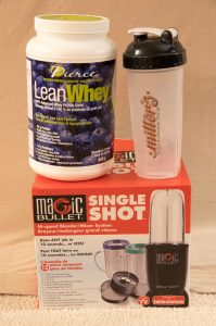 Magic Bullet, Protein Supplement & Drink Cup